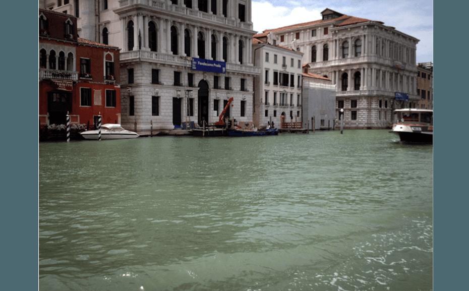 Restauro conservativo Venezia Canal Grande