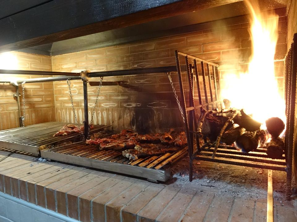 Taglio di carne grigliato