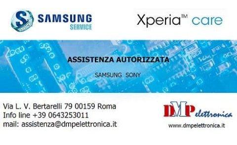 contattare DMP elettronica di Roma