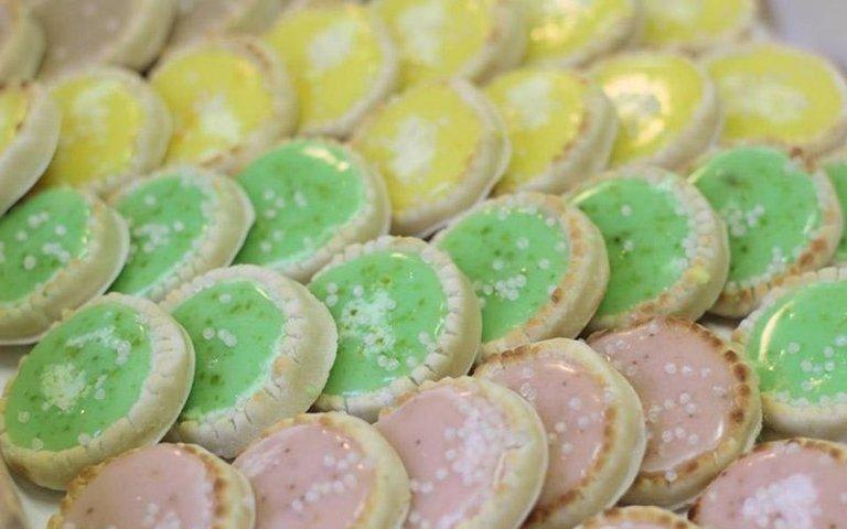 Vendita dolci e biscotti