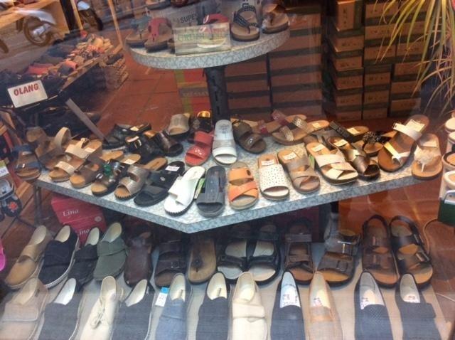 Calzature comode donna e uomo, Calzature fiorini, Siena.