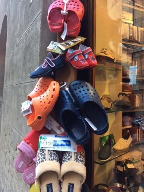 Pantofole bambini, Calzature Fiorini, Siena