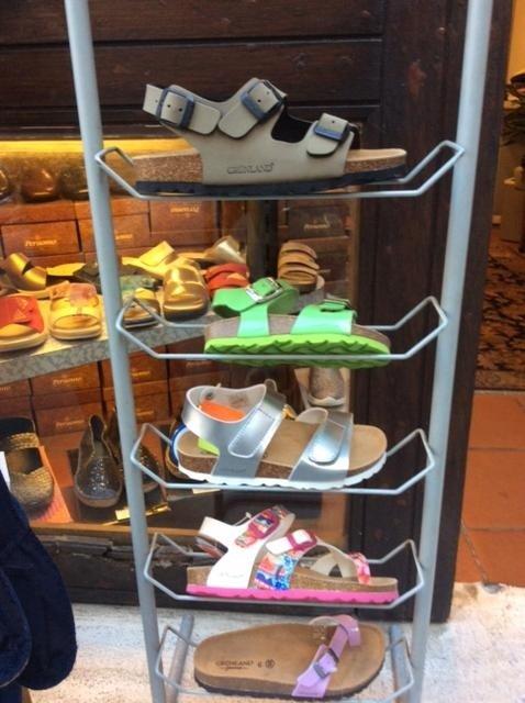 Sandali bambini, Calzature Fiorini, Siena