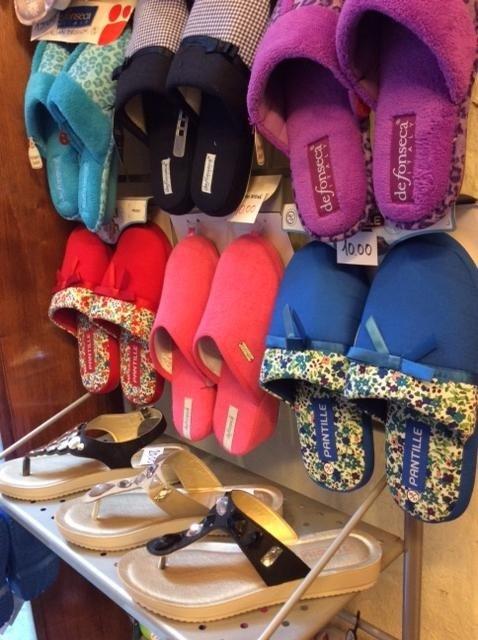 Pantofole donna,Calzature Fiorini, Siena