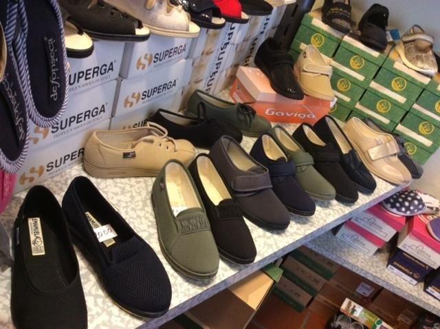 pantofole da donna, pantofole Superga, pantofole da donna superga, Calzature Fiorini, Siena.