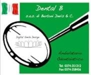 logo dental B, studio dentistico