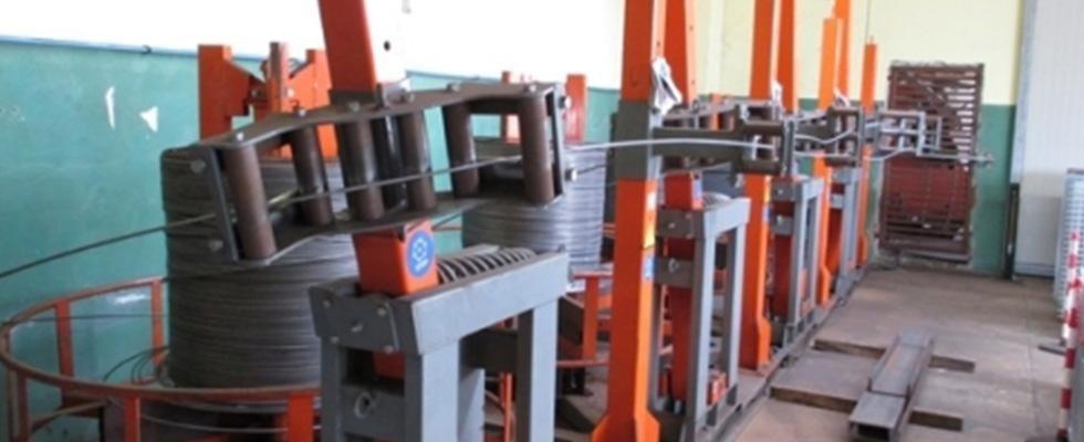 macchinari piegatura ferro