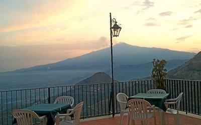 Camere vista Etna