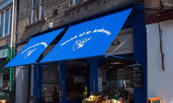 Butchery in St. Andrews