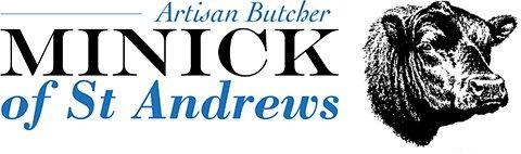 Minick of St Andrews logo