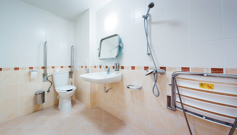 Mobility Bathroom Installation in Dungannon on
