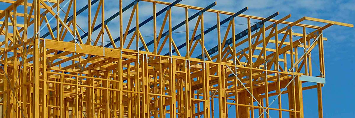 newcastle frame and truss wooden structure