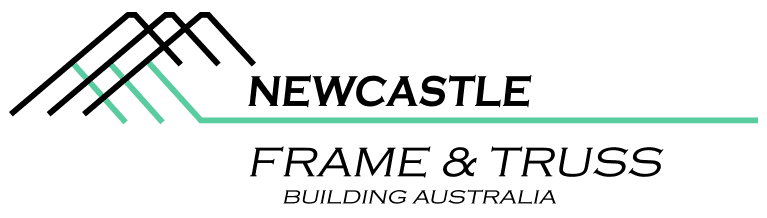 newcastle frame and truss business logo