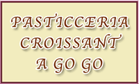 PASTICCERIA CROISSANT A GO GO - LOGO