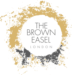 The Brown Easel London Company Logo