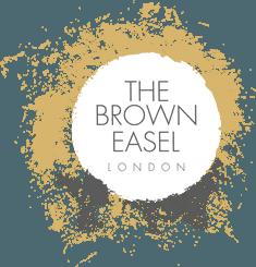 The Brown Easel London Company Logo