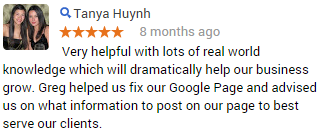 The Google Help Doc Review from Holly Springs Veterinarian Holly Springs NC