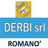 Logo DERBI srl ROMANO'