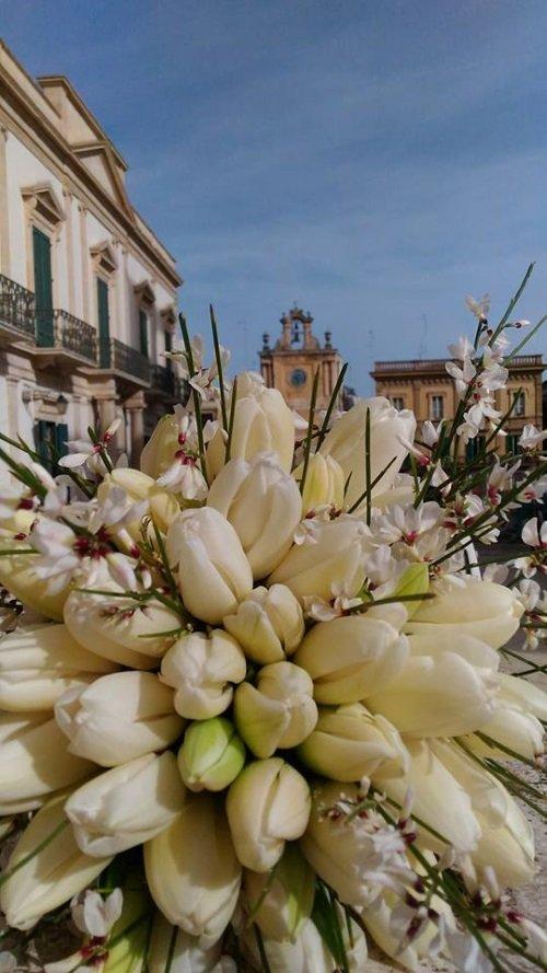 bouquet di fiori per il matrimonio