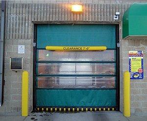 Milwaukee Commercial Garage Doors Overhead Rolling