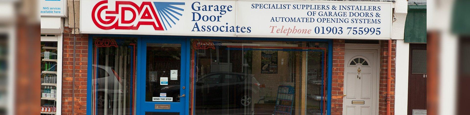 Garage Door Associates Garage Door Specialists In Lancing