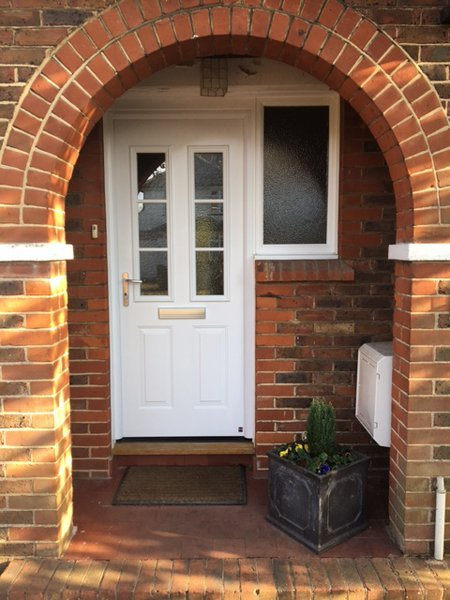 Ensure Quality With Our Hormann Entrance Doors Lancing