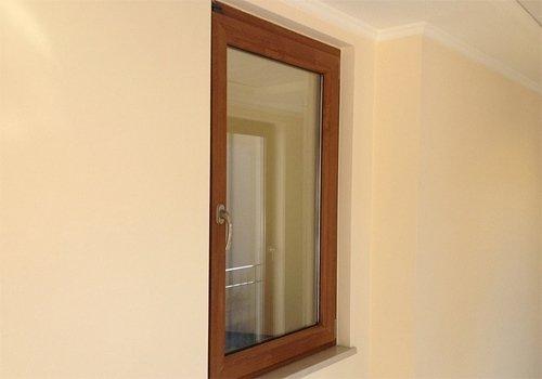 serramenti in pvc finestra