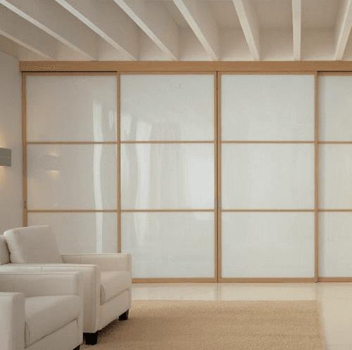 serramenti in pvc appartamento
