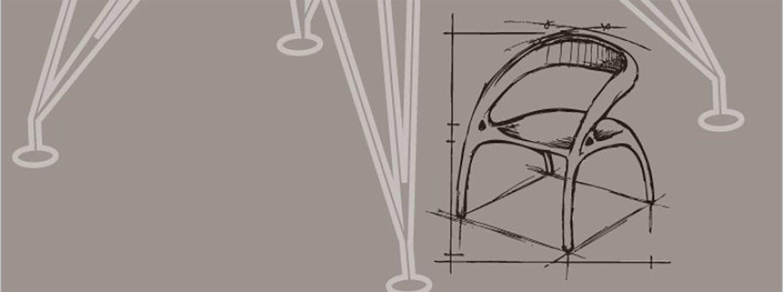 disegno di una sedia