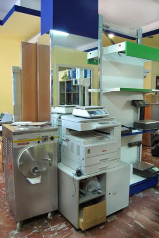 macchinari ed apparecchiature per l`ufficio