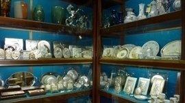 regali per cresime, fedi in platino, vassoi in argento