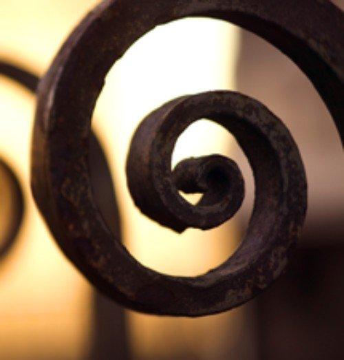 Spirale di ferro