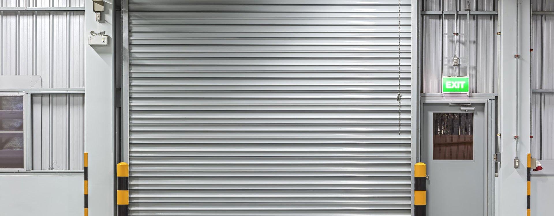 Superior quality industrial doors in Carfin and across Scotland & Wide range of industrial doors at A. B. Roller Doors Ltd