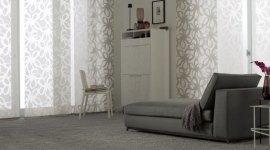 rivestimento divani, tende di design, tendaggi per interni