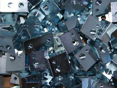 Zincatura e cromatura metalli