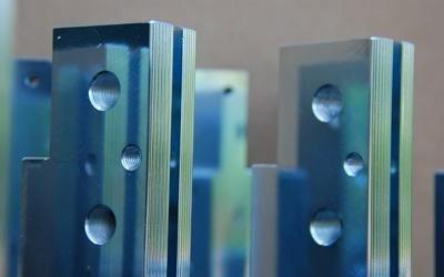 Lavorazioni di meccanica precisione metalli