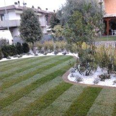 realizzazione di giardino residenziale