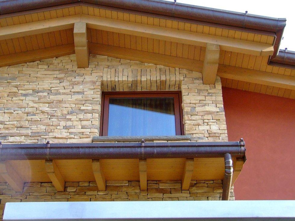 Coibent Line legno alluminio