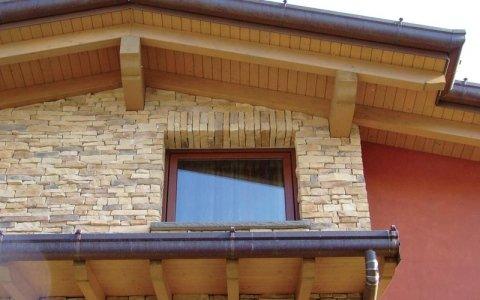 Coibent Line legno/alluminio tonda