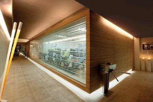 decorazione vetri, ristrutturazione centri sportivi