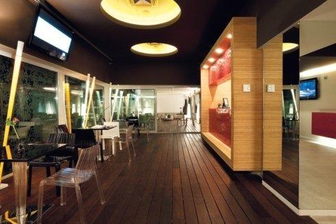 pavimenti in resina, interior design
