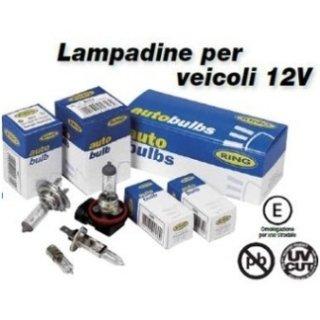 vendita lampade 12V ad incandescenza