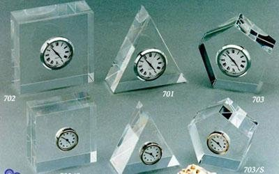 orologi in plexiglass