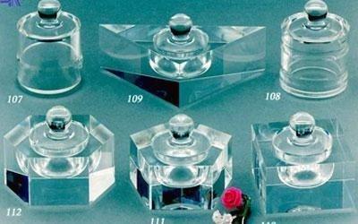 bomboniere plexiglass lisce