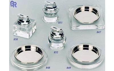 portacenere in plexiglass