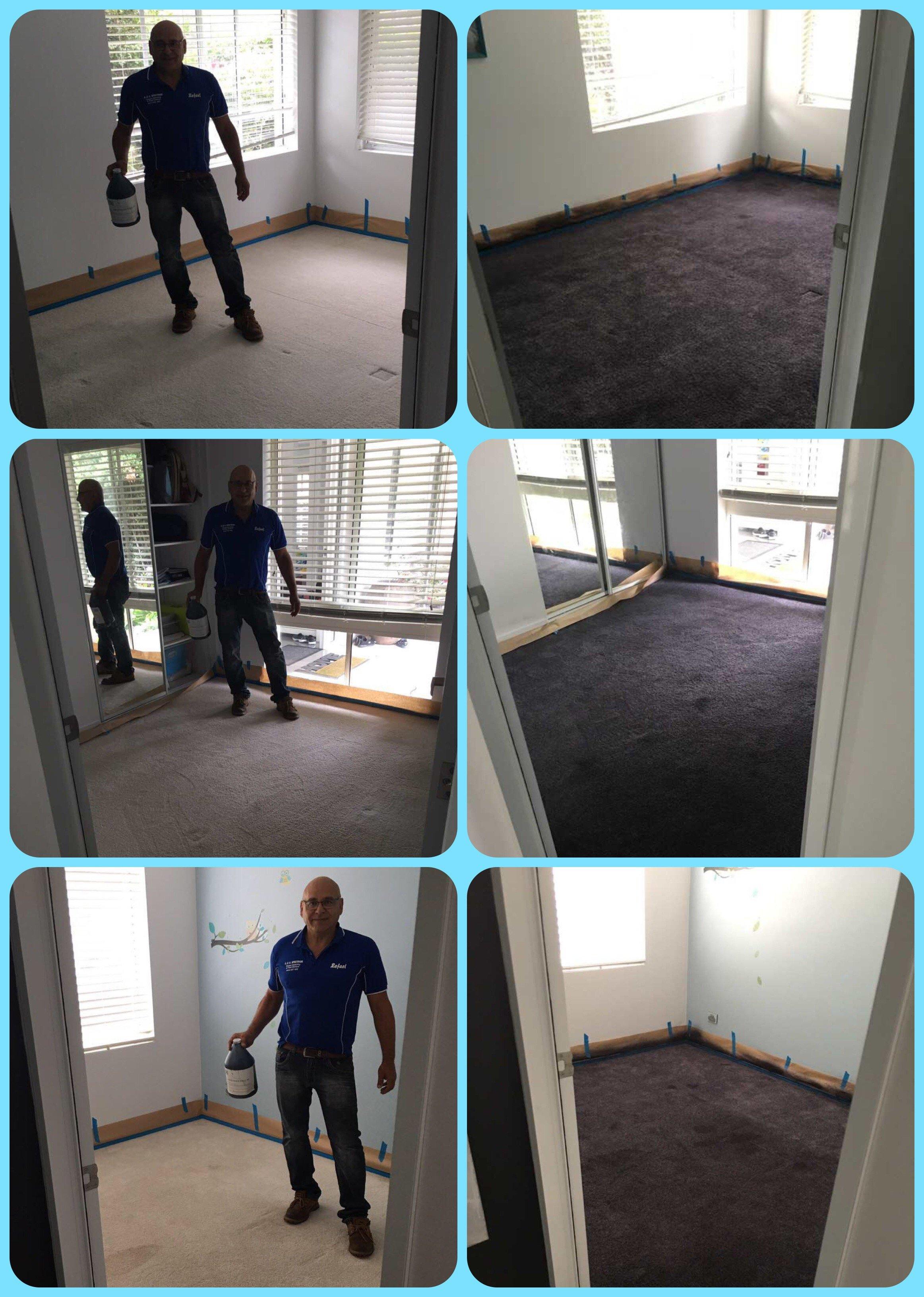 Carpet Restoration In Sydney A Amp A Spectrum Ptd Lty