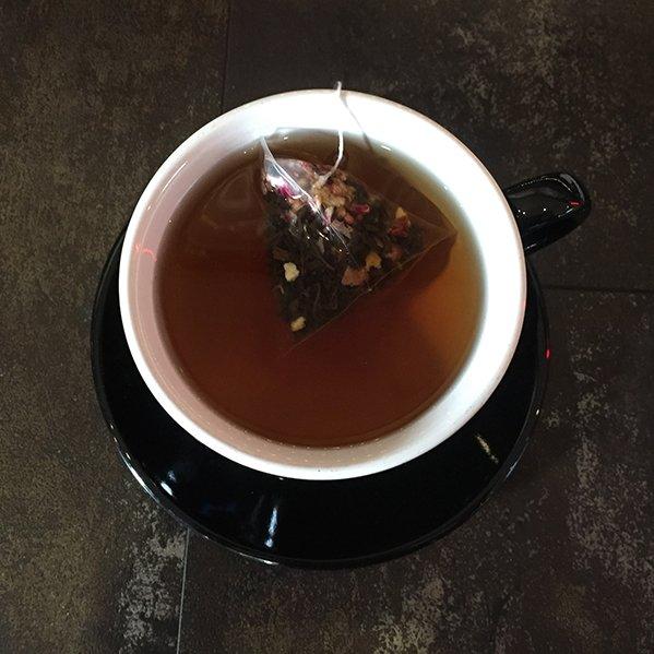 Tea at The Molecule Effect