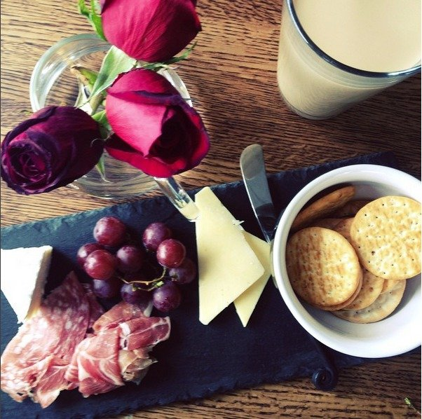 Meats and Cheeses at The Molecule Effect