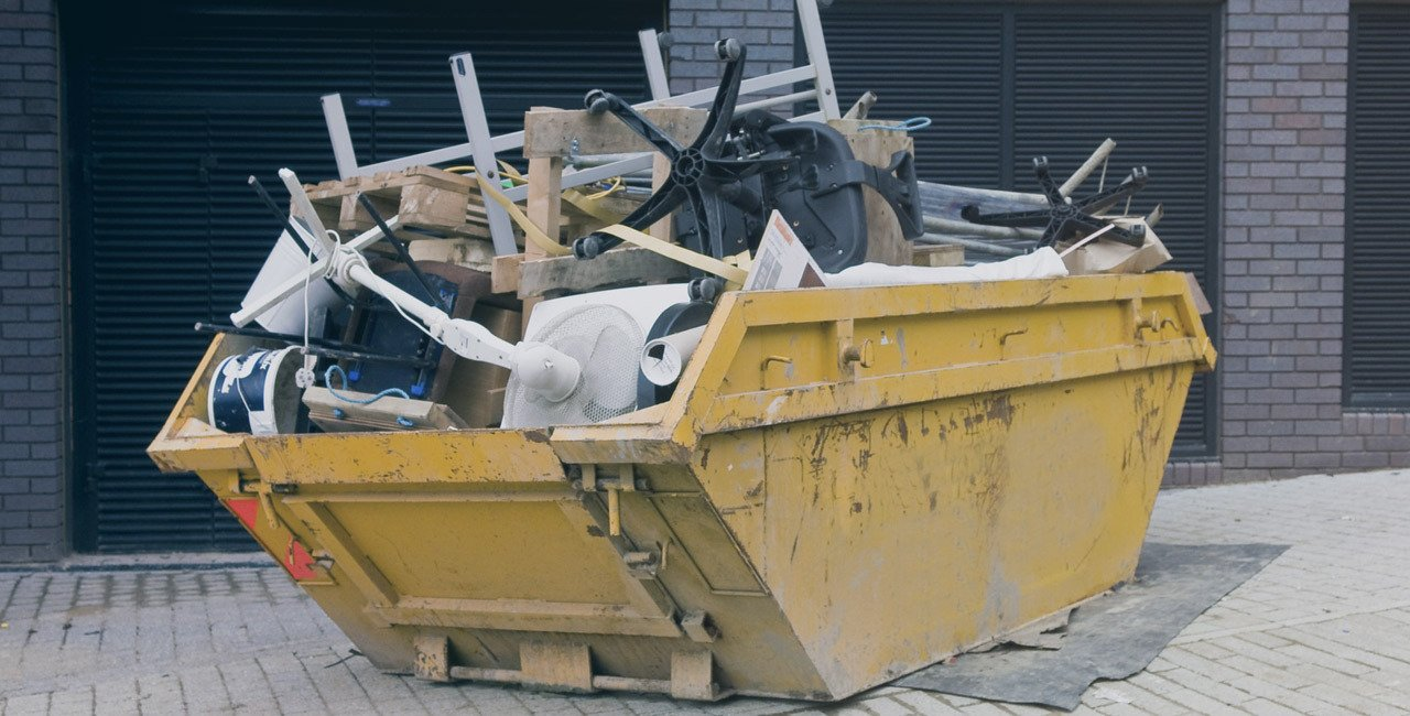 Skip hire options