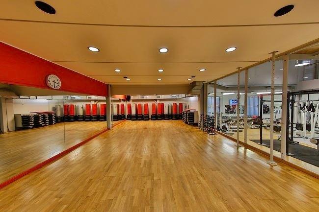 sala musicale | arti marziali